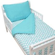 TL Care Percale 4 pc Toddler Bed Set