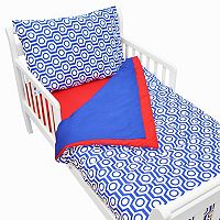 TL Care Percale 4-pc. Toddler Bed Set