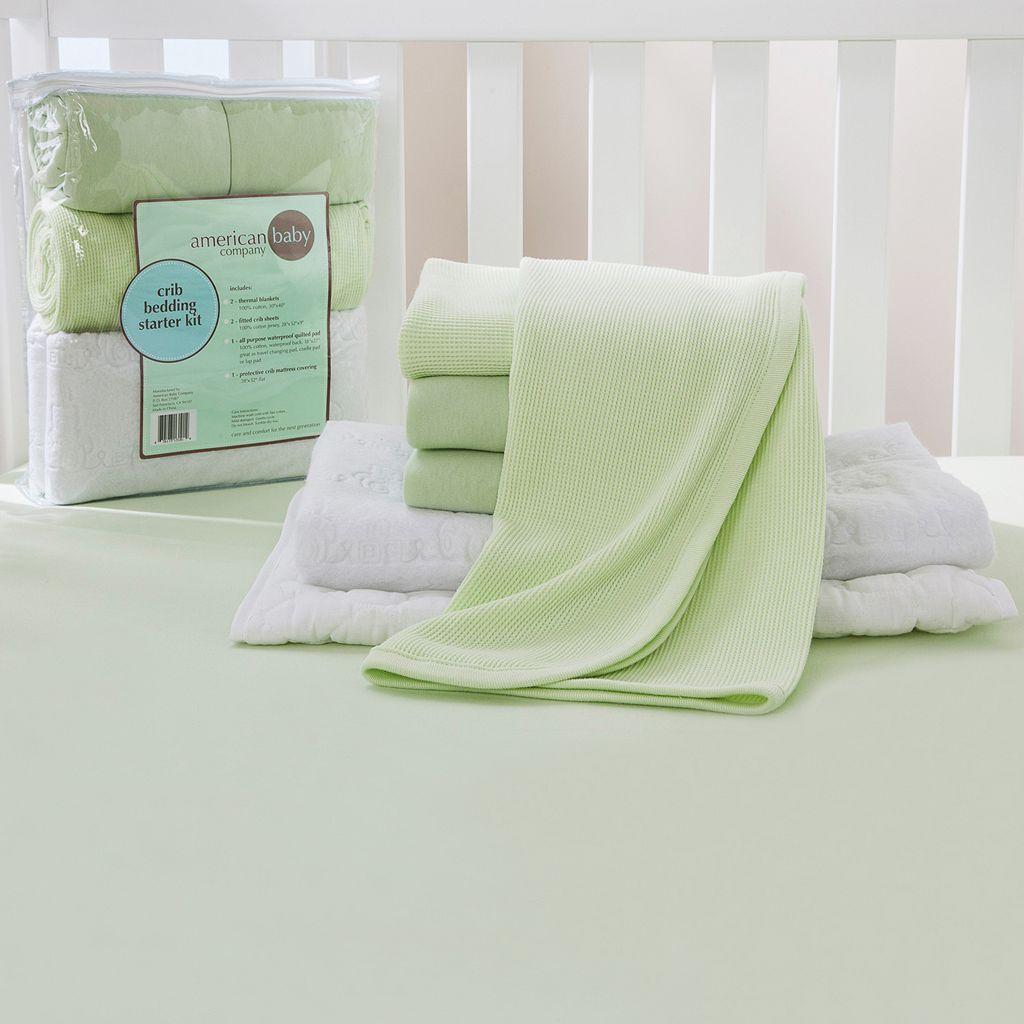 TL Care 6-pc. Crib Starter Kit