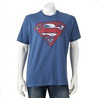 Men's Superman Shield Tee
