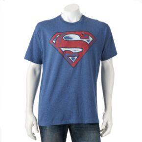 Men's Superman Shield Tee