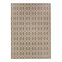 Ruggable® Washable Modern Fretwork 2 pc Rug System