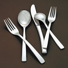 Hampton Signature Totem 45-pc. Flatware Set