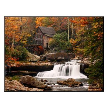 Art.com ''Glade Creek Mill, West Virginia'' Wall Art