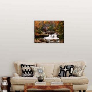 Art.com ''Glade Creek Mill, West Virginia'' Wall Art