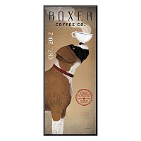 Art.com ''Boxer Coffee'' Wall Art