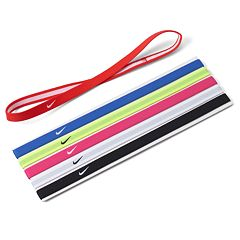 Nike 6-pk. Rainbow Headband Set