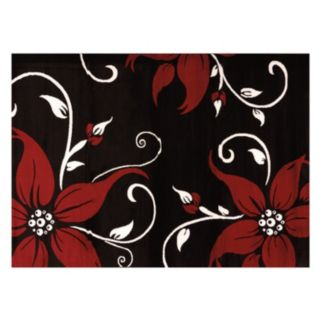 United Weavers Cristall Daiquiri Floral Rug