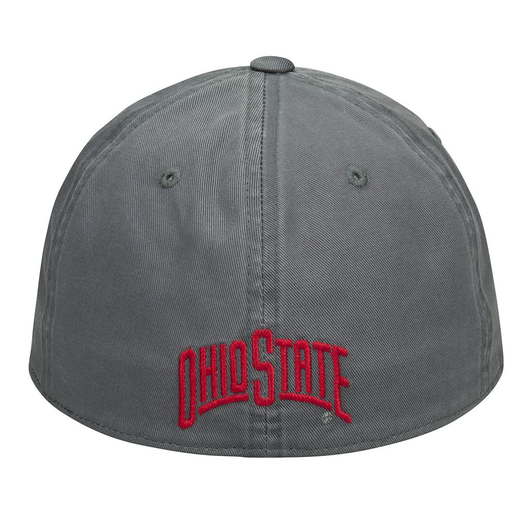 Adult Ohio State Buckeyes Slouch Fitted Cap
