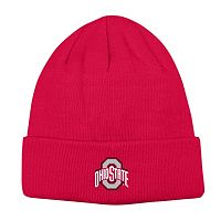 Adult Ohio State Buckeyes Knit Hat