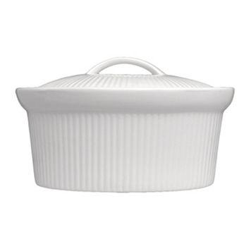 BergHOFF Bianco 2.5-qt. Porcelain Casserole Dish