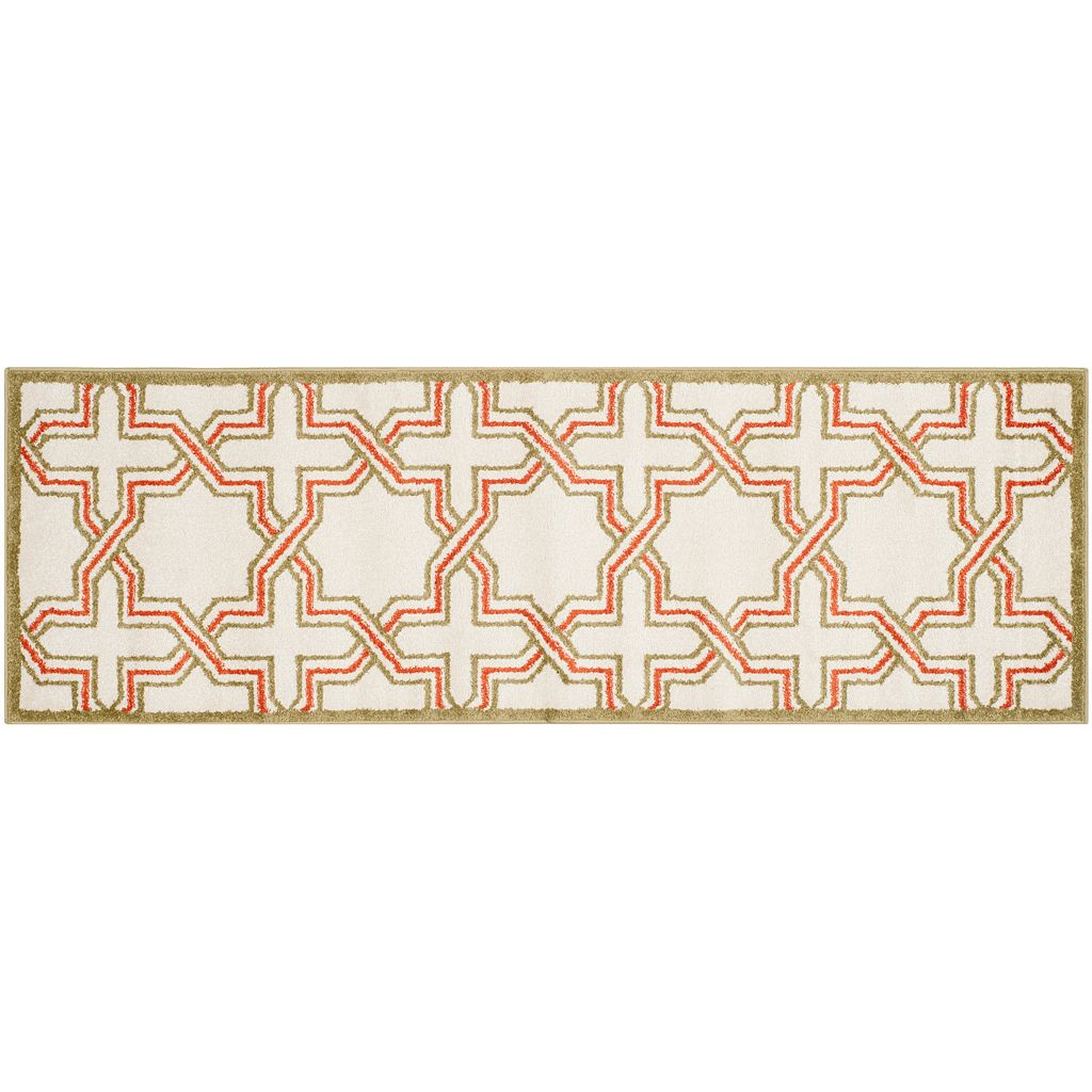 Safavieh Amherst Criss Cross Indoor Outdoor Rug