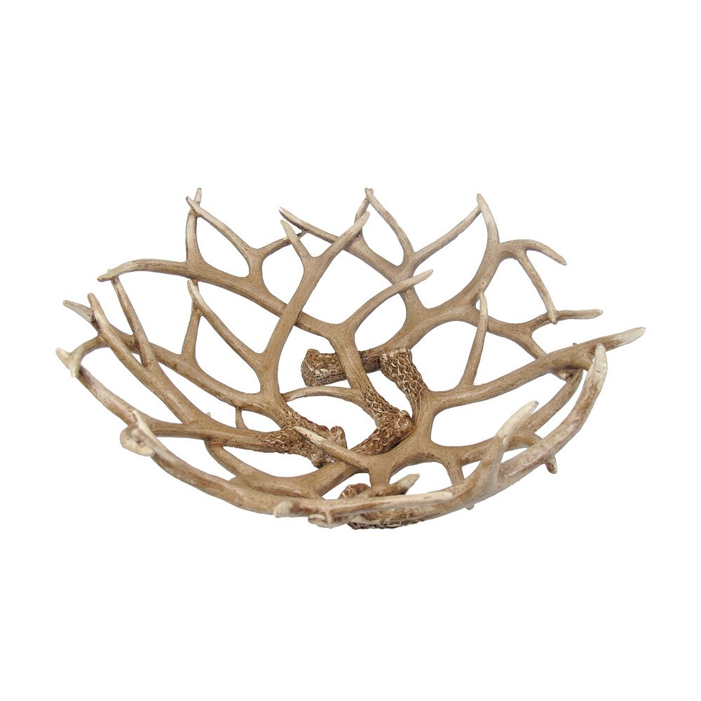 SONOMA Goods for Life™ Faux Antler Decorative Bowl