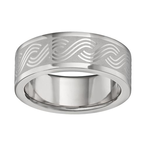 Titanium Weave Band - Men