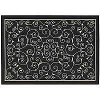 Nourison Home & Garden Scroll Indoor Outdoor Rug