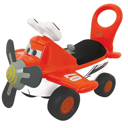 Disney's Planes Fire & Rescue Dusty Activity Ride-On