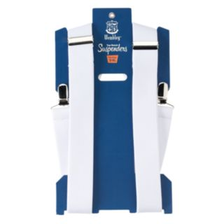 Wembley Solid Stretch Suspenders - Men
