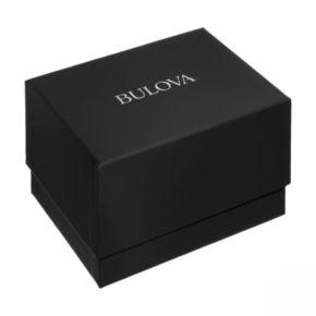 Bulova Women's Crystal Stainless Steel Watch - 96L209