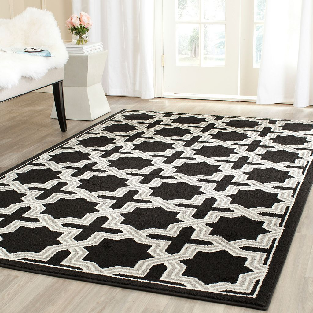 Safavieh Amherst X-Star Indoor Outdoor Rug