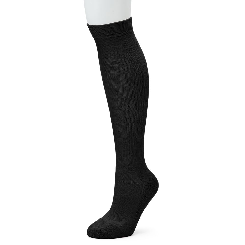 Dr. Motion 1/2-Cushion Compression Knee-High Socks