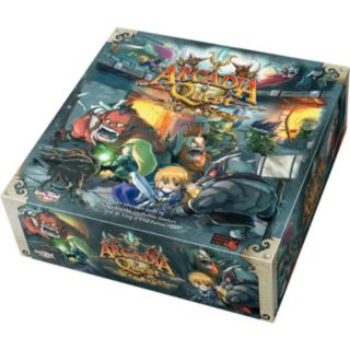 Arcadia Quest Game by Cool Mini or Not