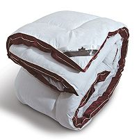 Downton Abbey 1 1/2-inch Big & Soft Quilted Down-Alternative Fiber Bed