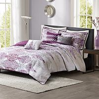 Madison Park Largo 6 pc Quilted Coverlet Set