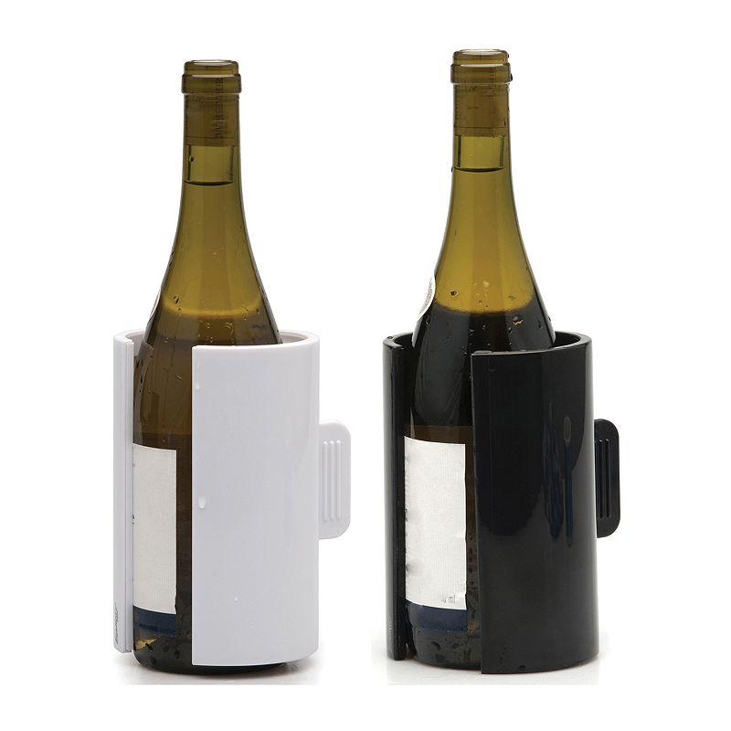 BergHOFF 2-pc. Wine Clip Set, Black