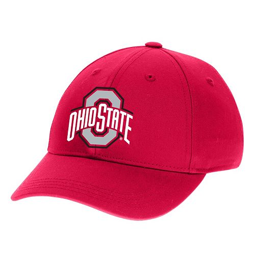 Ohio State Buckeyes Signal Structured Adjustable Cap - Youth