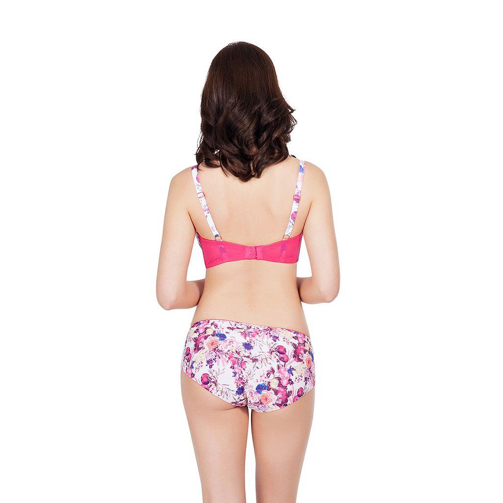 Parfait Bra: Delphine Half-Padded Full-Figure Bra 4121