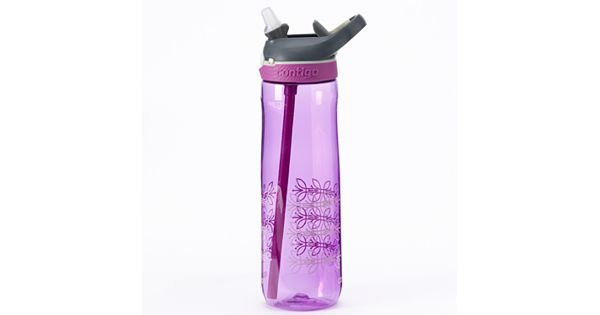 Water Bottle Youtube: Contigo Lattice Autospout 24-oz. Water Bottle