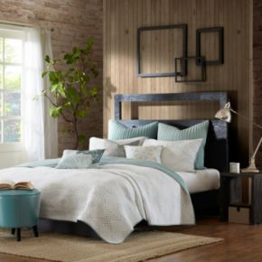 INK+IVY Pacific 3-pc. Reversible Coverlet Set