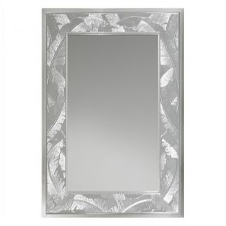 Head West Palm Rectangle Wall Mirror