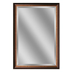 Head West Oil Rubbed Bronze Tone Wall Mirror