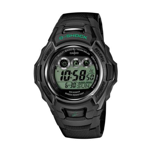 Casio men s g shock digital solar atomic watch