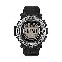 Casio Men's PRO TREK Digital Solar Watch - PRW3500-1CR