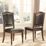 HomeVance 2-piece Hanbury Side Chair Set
