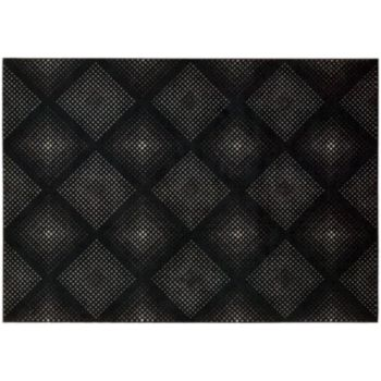Nourison Utopia Geometric Diamond Rug