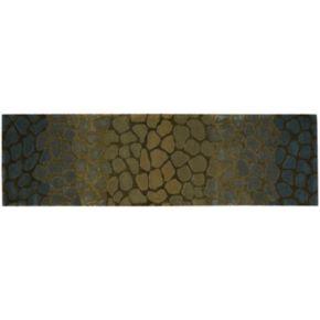 Nourison Dimensions Reptile Wool Rug