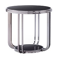 HomeVance Benito Contemporary End Table