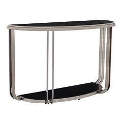 HomeVance Benito Contemporary Console Table