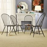 HomeVance Grayson 4-piece Dining Chair Set