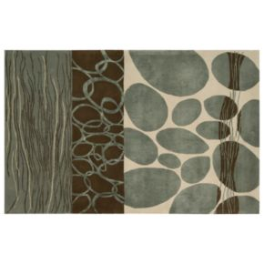 Nourison Dimensions Abstract Wool Rug