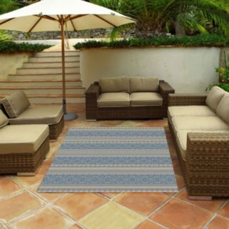 United Weavers Solarium Alfresco Weave Rug