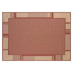 United Weavers Solarium Terrace Geometric Rug