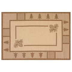 United Weavers Solarium Pine Court Rug
