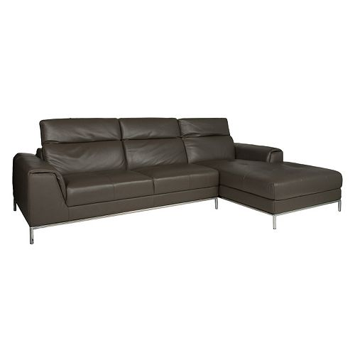 Safavieh Couture Merton Right-Facing Sectional Sofa