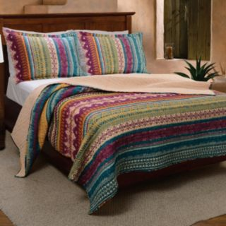 Southwest Reversible Quilt Set
