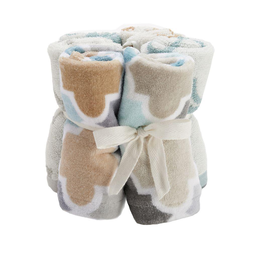 Julius 6-pk. Washcloths