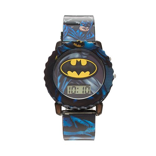 Batman Boy's Digital Light-Up Watch